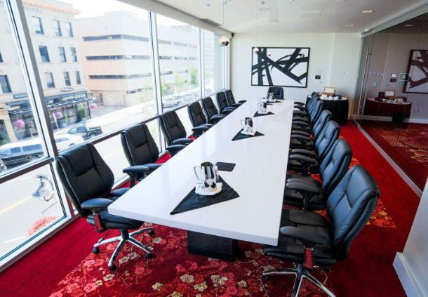 The Skybridge Boardroom