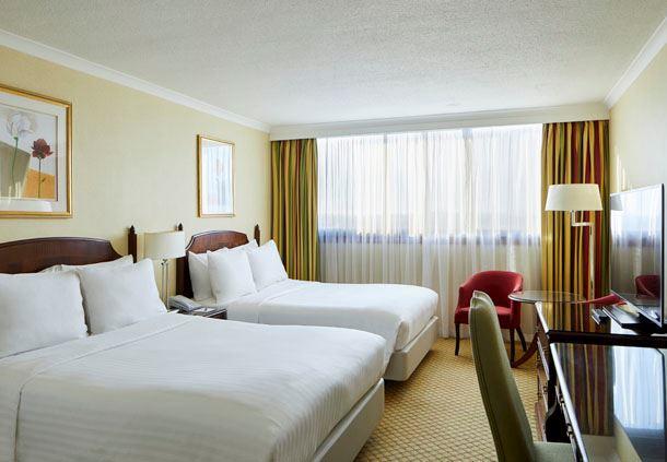 Double/Double Deluxe Guest room