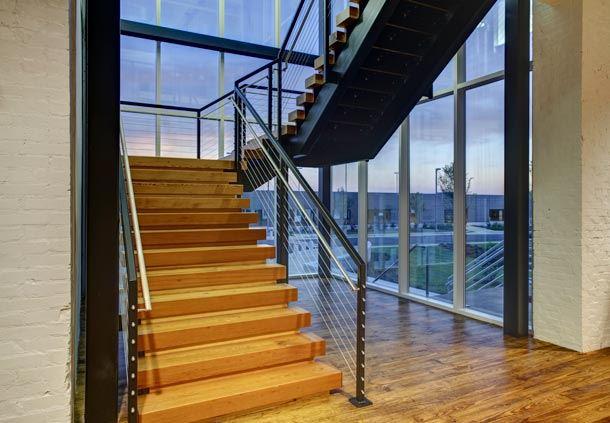Stairway From History – Original Timbers