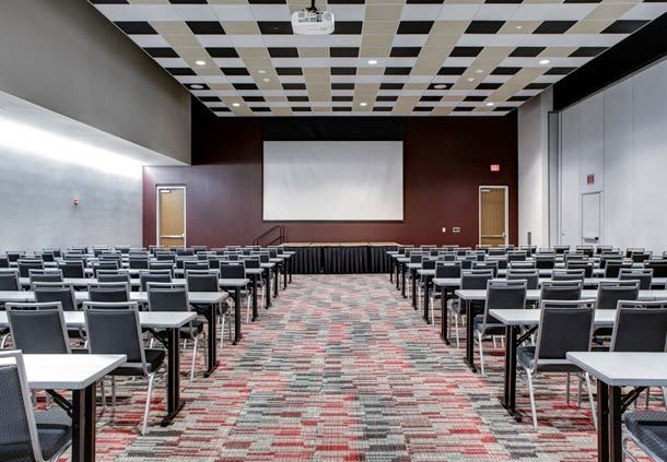The Mississippian Ballroom: Meetings Matter