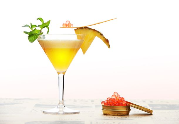 Signature Flying Fish Cocktail