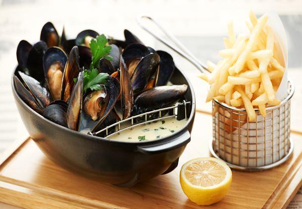 Fish Bar - Australian Kinkawooka Mussels