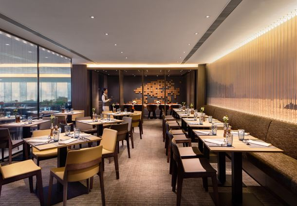 JW Café - Private Dining