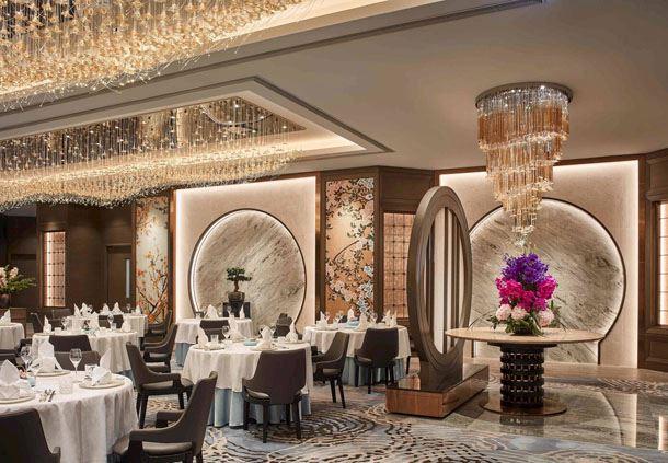 Man Ho Chinese Restaurant - Dining Hall