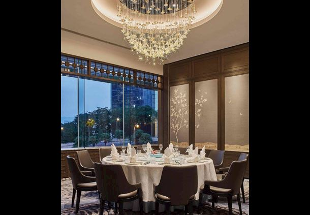 Man Ho Chinese Restaurant - Private Rooms
