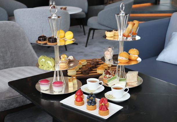 The Lounge - Afternoon Tea Set