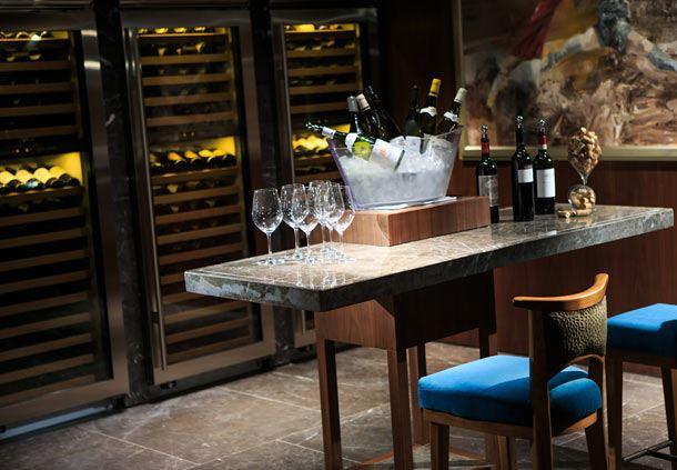 Dynasty Restaurant - Wine Cellar