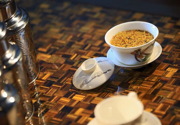 Dynasty Restaurant - Blend Tea