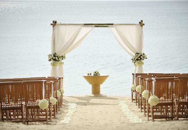 Wedding on Mai Khao Beach