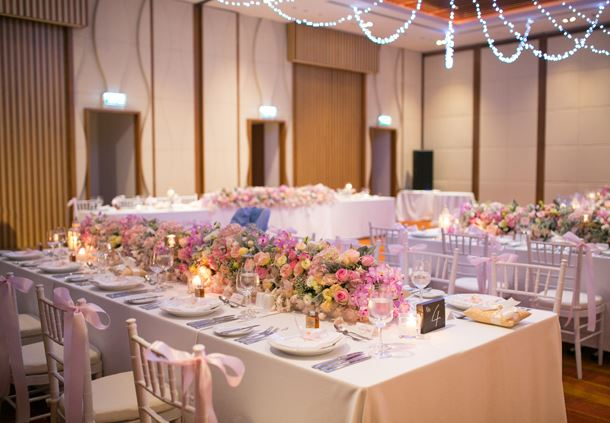 Wedding Reception - Ballroom