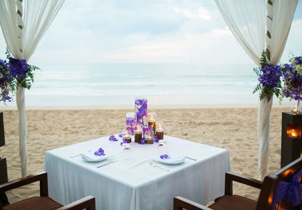Private Dinner for Two on the Beach