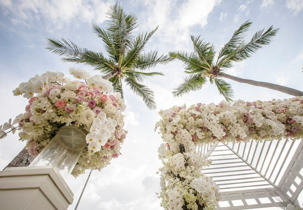 Island-Inspired Weddings