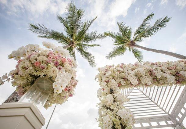 Island-Inspired Weddings