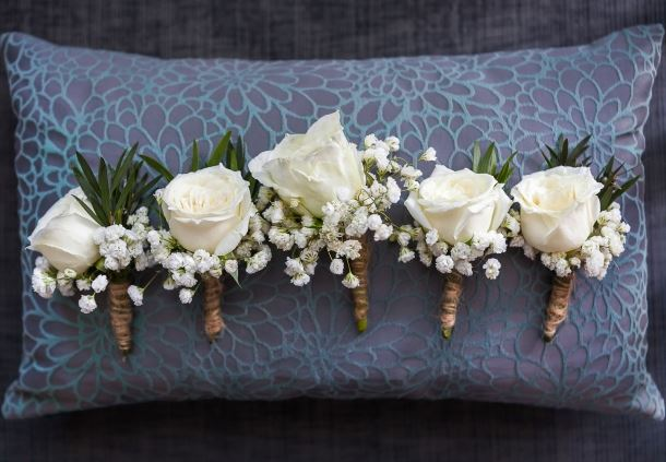 Groom Wedding Corsages