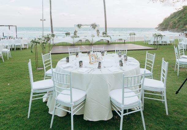 Beach Lawn Reception