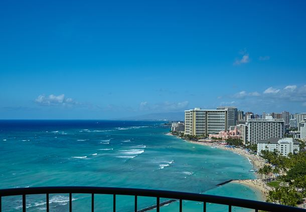 Oceanfront Junior Suite View