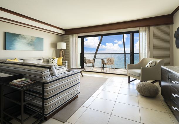 Premium Ocean Junior Suite
