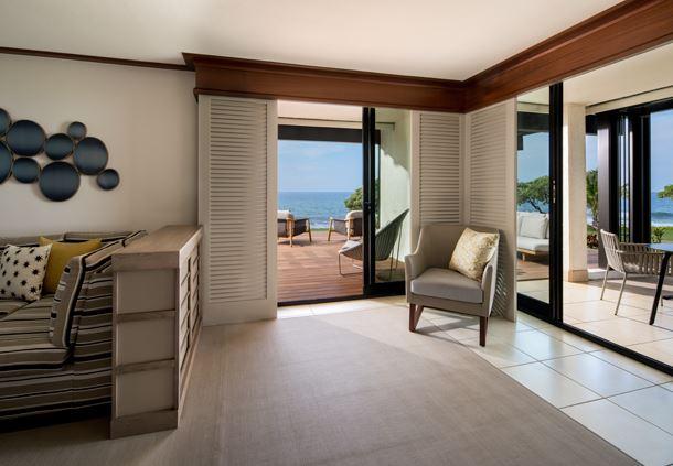 Oceanfront Sundeck Suite