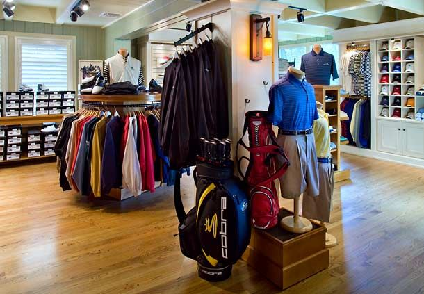 Lakewood Golf Pro Shop