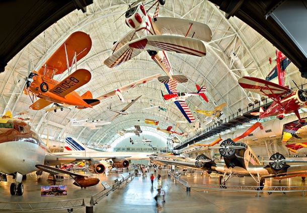 Smithsonian National Air & Space Museum (Steven F. Udvar-Hazy Center)