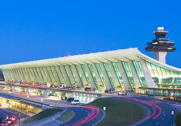 Dulles Airport (IAD)