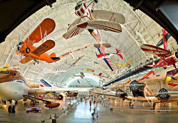 Smithsonian Air and Space Museum, Udvar-Hazy Center