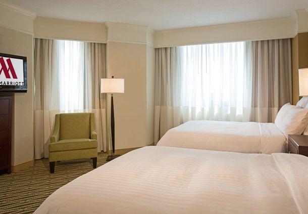 Double/Double One-Bedroom Suite