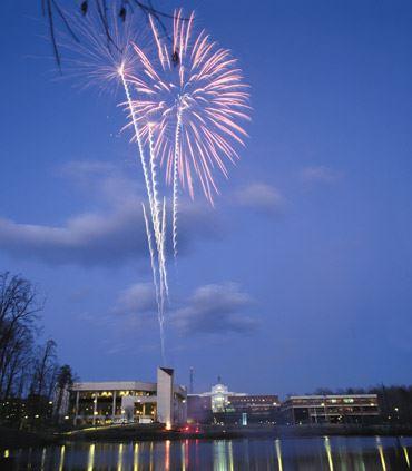 GMU Fireworks