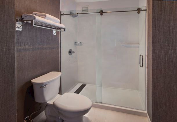 Suite Bathroom - Walk-In Shower