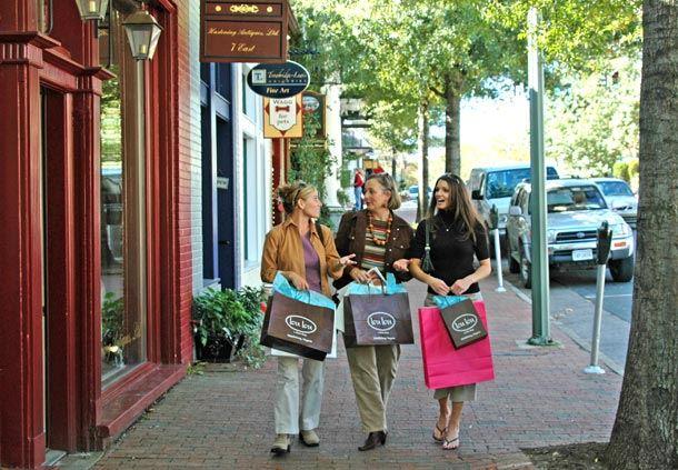 Middleburg Shopping