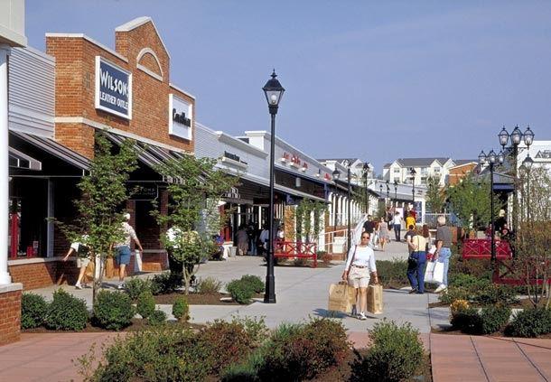 Leesburg Corner Premium Outlets
