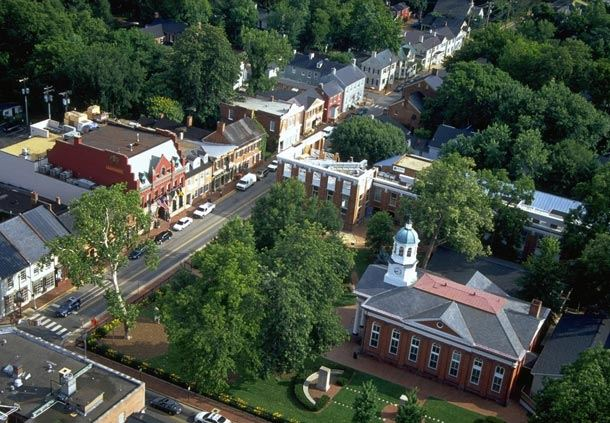 Historic Downtown Leesburg