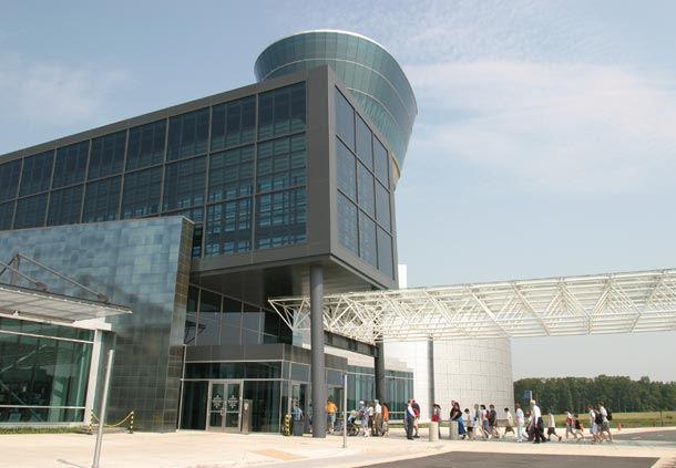 Udvar-Hazy Center
