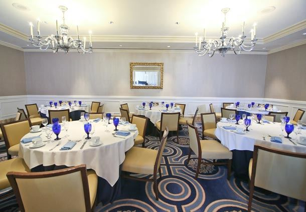 Westscot Room - Private Dining Room