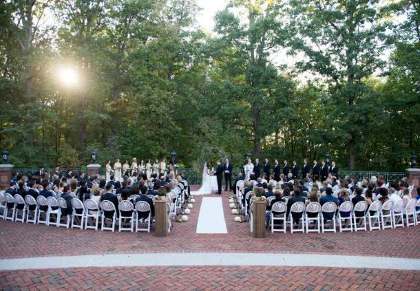 Sunset Terrace - Wedding Ceremony