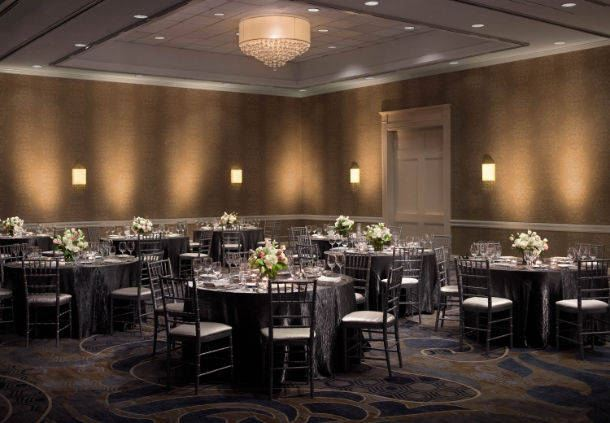 Jeffersonian Ballroom - Wedding Reception