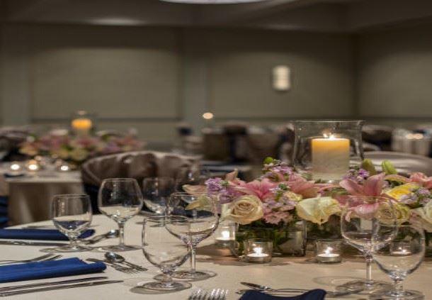 Intercontinental Ballroom - Social Details