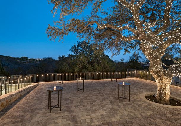 Live Oak Patio