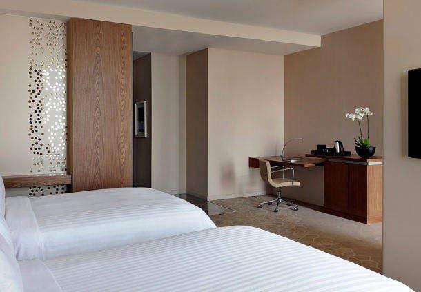 Two-Bedroom Suite - Sleeping Area
