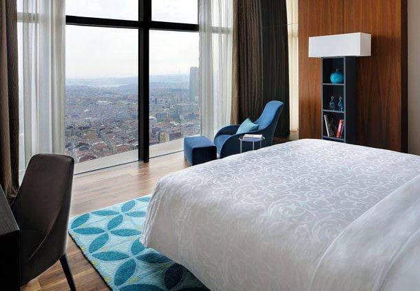 Presidential Suite - Sleeping Area