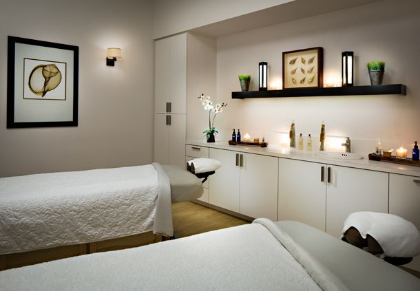 Sawgrass Spa - Couples Massage Room