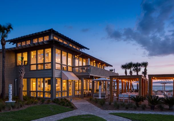 Cabana Beach Club - Exterior