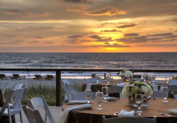 Cabana Beach Club Outdoor Event