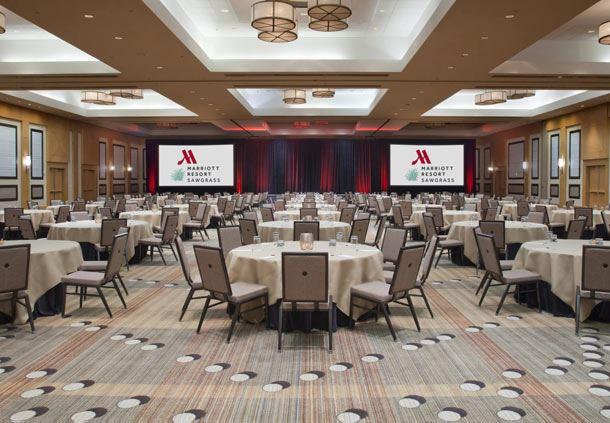 Champions Ballroom - Banquet Setup