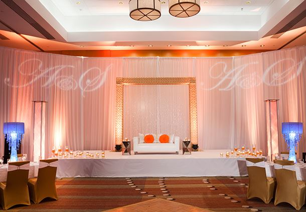 Champions Ballroom - Wedding Celebration