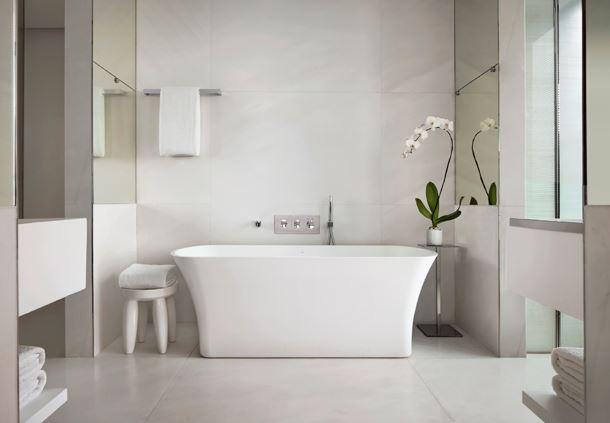プレミアスイート - バスルーム