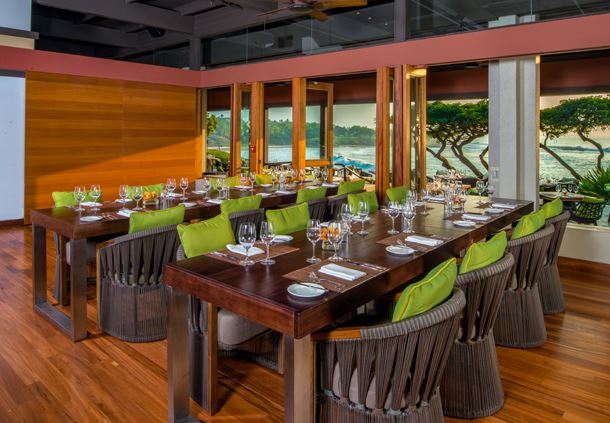 Manta - Private Dining Room