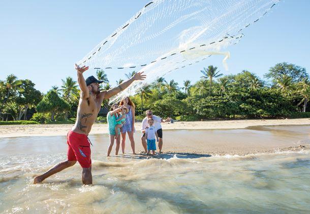 Hawaiian Throw Net