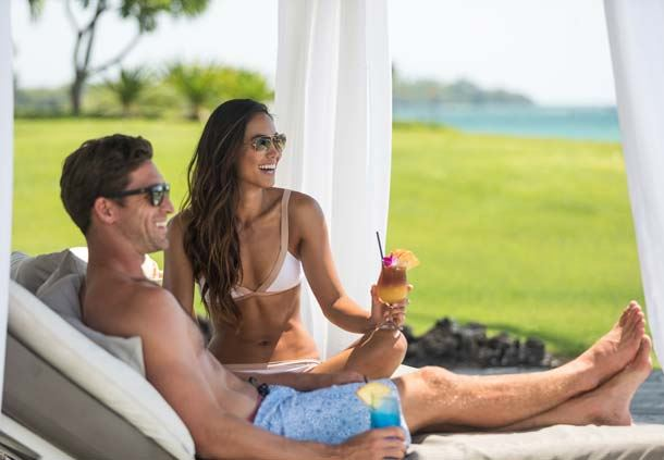 Ultimate Cabana Relaxation