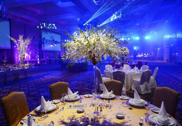 Arraya Ballroom Setup